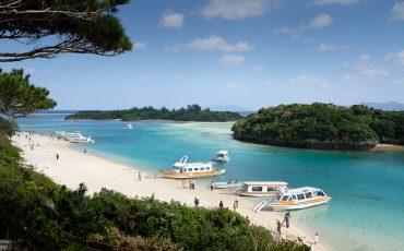 La baie de Kabira : plages paradisiaques sur l'île d'Ishigaki