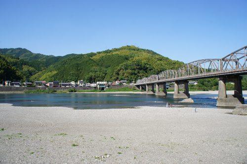 Ville d'Ino dans la Préfecture de Kochi, Japon