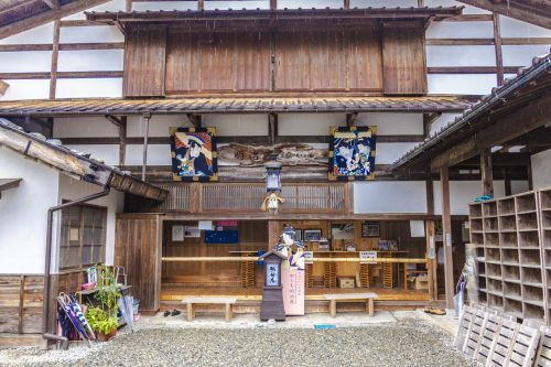 Théâtre kabuki à Nakatsugawa, préfecture de Gifu, Japon