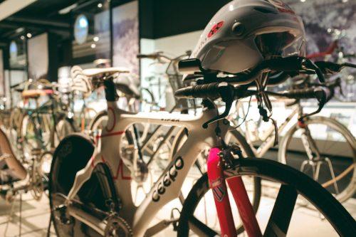 Musée du vélo de Sakai, Osaka, région de Kinki, Japon