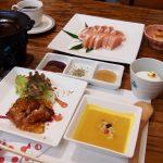 Dégustation de l'Oyako Steak Gohan à Izumi