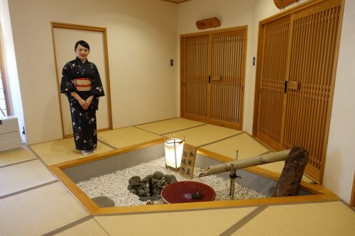 Tour of the Ryokan Shinsen facilities at Takachiho