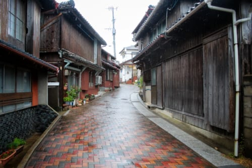 Ruelles de l'île d'Ojika, à Nagasaki