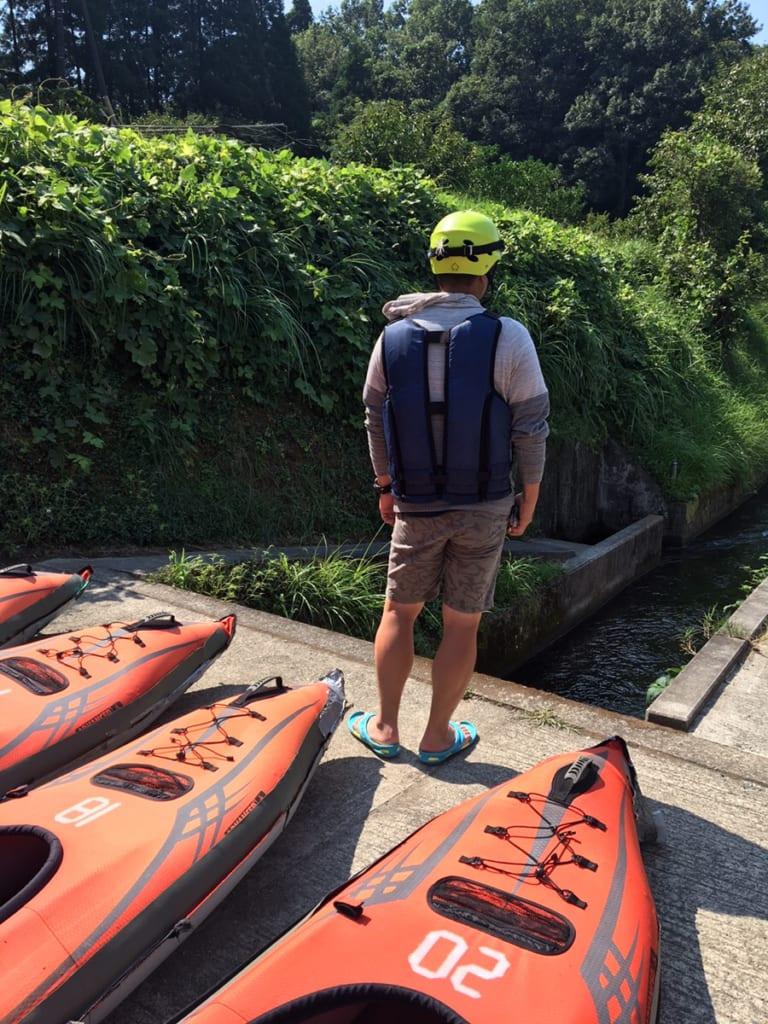 Canoe kayak et mon guide