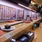 Sushi train: Cheap and Delicious Japanese Restaurants!