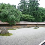 Kyoto's breathtaking Ryoanji Temple