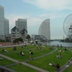 Yokohama: a beautiful city by the sea