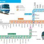 The easiest Underground System to use, the Fukuoka Underground