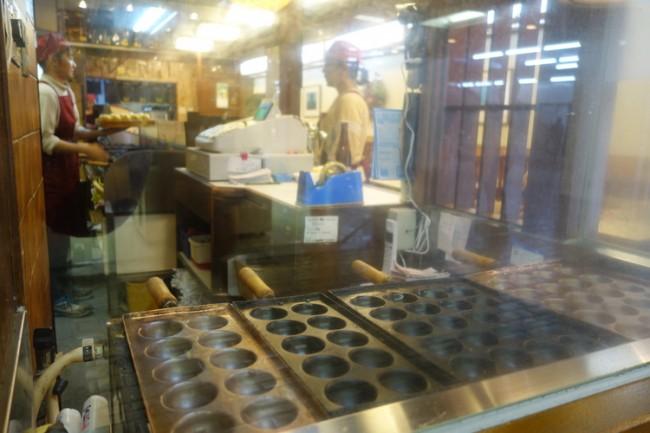 tamagoyaki rolls made fresh