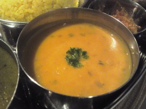 dahl,beans,curry