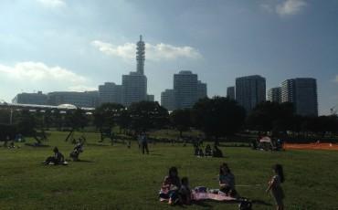 Yokohama: Parks and Cosmo World