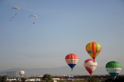 Beautiful festival in Sage will be held in autumn season