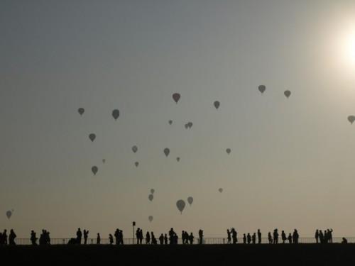 Saga international balloon festival