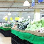 Grocery Shopping in Kansai