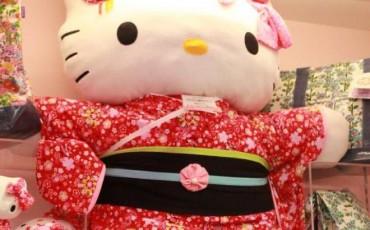 Japan, plush toy, Hello Kitty