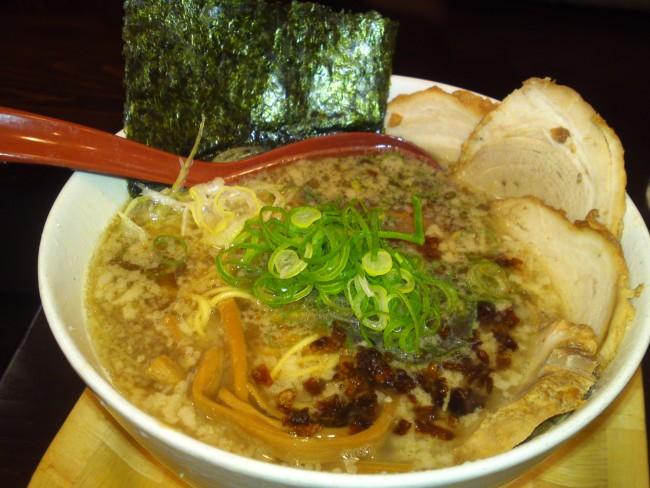 Ramen restaurant: Tsubame in Shimada City