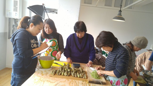 wasabi,cooking,preparation