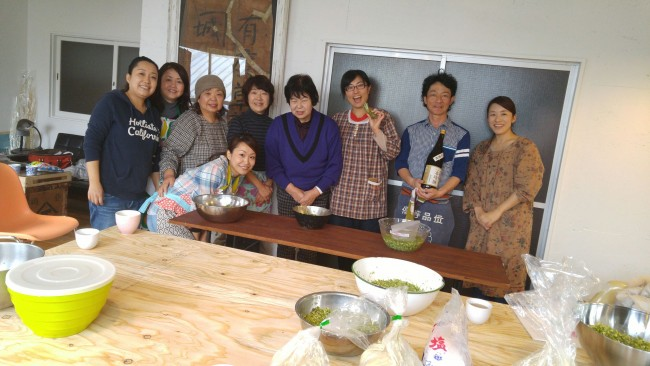 wasabi,cooking,class