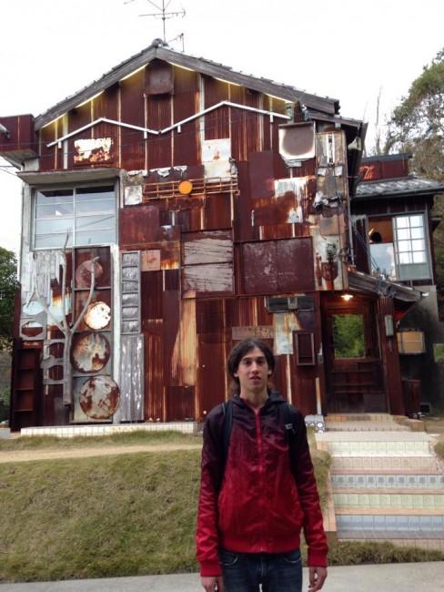 """Art house project """"Haisha,"""" Naoshima island"""