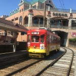 Transportation takes a unique form on Nagasaki City Tram
