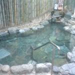 Sumatakyo hot springs in Shimada, Shizuoka