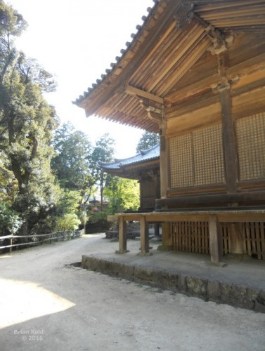 more structures of Engyo-ji in Shosha