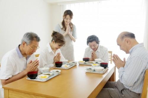 Japanische Tischmanieren: Itadakimasu! Gochisousama!