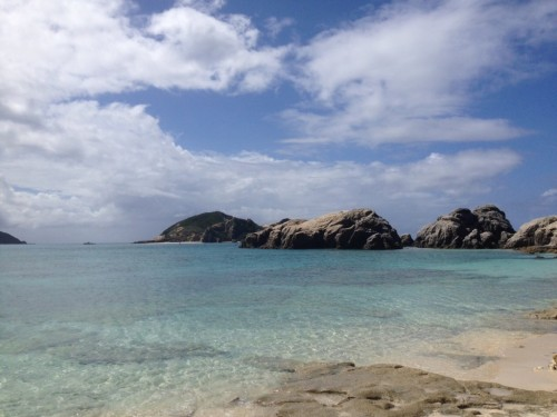 Okinawa beach area