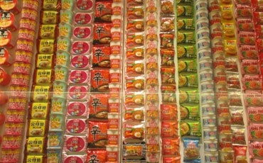 Instant Noodles from Around The World