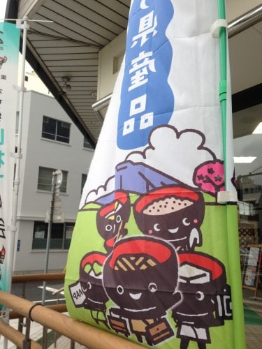 Japan is known for cute mascot, in Iwate, it is the Wanko Brothers