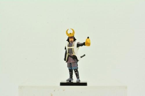 Samurai figure of Tokugawa Ieyasu