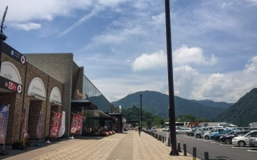 Visit an amazing truck stop in Japan