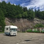Camping in Japan with Camp-in-car!