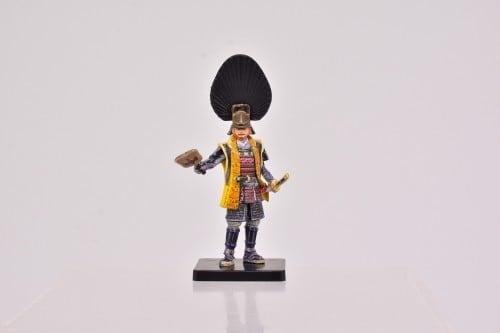 Samurai figure of Toyotomi Hideyoshi