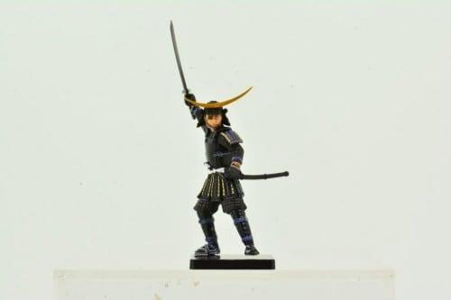 Samurai figure of Date Masamune