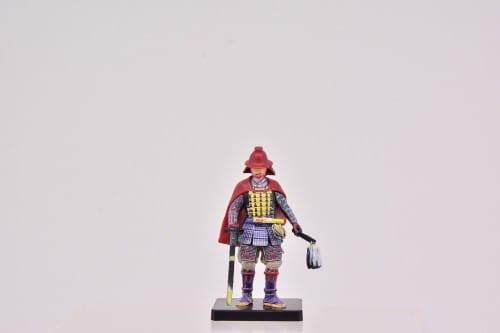 Samurai figure of Kuroda Kanbei