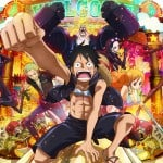 Watch the latest movie adaptation of the beloved animation, ONE PIECE with English subtitles at a Japanese movie theater!