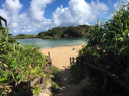 Iriomote Island hoshizuna--beautiful beach paradise