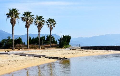 takashima island beach