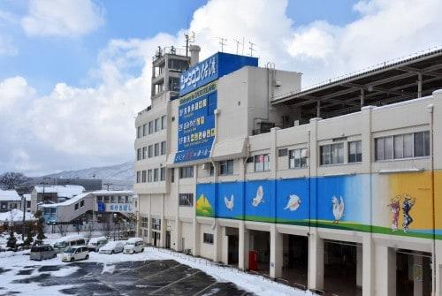 sado ferry terminal