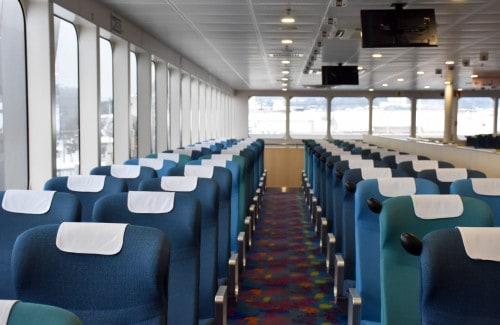 regular seat ferry