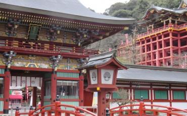 Yutoku Inari Shrine in Saga