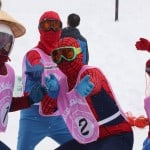 Koide International Snowball Fight: Costumes, Snowball Fights, and Igloo Huts(Niigata)