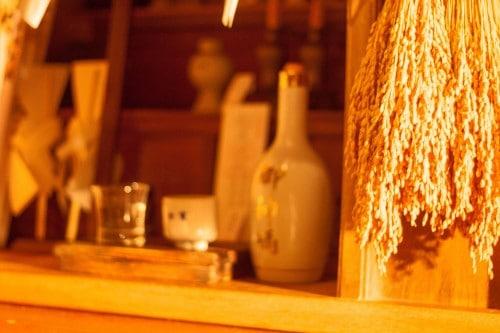 Niida-Honke produces 100 Percent Natural Sake.