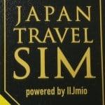 Japan travel sim card logo