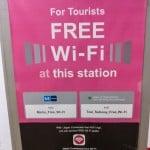 Tokyo Metro Free Wi-Fi