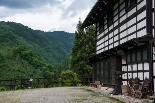 Tanekura Inn, An Old Japanese House Over a Hundred Years Old