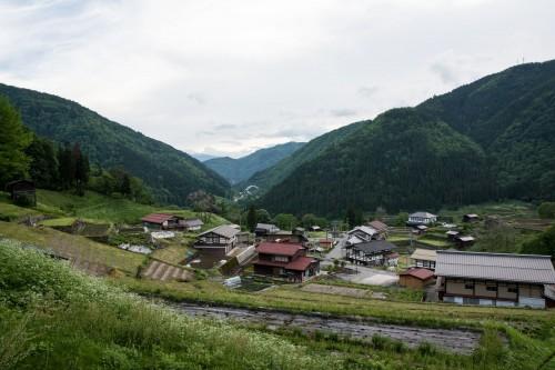 Tanekura Village, in the Heart of the Japanese Alps