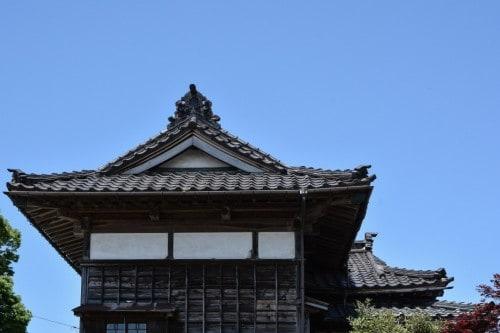 Traditional Houses in Murakami