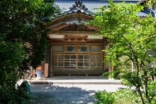 Japanese Temples in Murakami